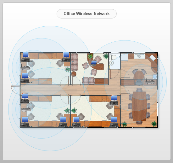 Office Wireless Network